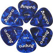 Anpro-Capodastre-de-Guitare-Et-6pcs-Mdiators-Electrique-Acoustique-Capo-Pince-En-Alliage-de-Zinc-Pour-UkullGuitareBanjoGuitares-Folk-7-9-cm-0-1
