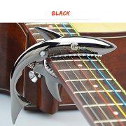 Capodastre-Zealux-multifonctionnel-pour-guitare-ukull-banjo-mandoline-basse-Accessoire-de-qualit-en-aluminium-ultra-lger-pour-instruments--4-6-et-12-cordes-Noir-0-0