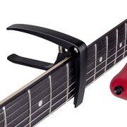 Mugig-Capodastre-de-Guitare-Capo-Pince-en-Aluminium-pour-Guitare-Acoustique-Electrique-Noir-0-1