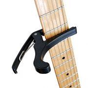 Asharp-Capodastre-de-guitare-Capo-Premium-avec-3-mediators-offerts-Pour-Guitare-classique-Guitares-Folk-et-electriques-Ukull-et-Banjo-0-0