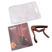 Capo-Capodastre-pour-guitare-acoustique-guitare-folk-Guitare-lectrique--Capodastre-haute-qualit-avec-bois-de-rose-veines--Accessoires-pour-guitare-de-concert-Guitare-classique-Bois-de-rose-0-1