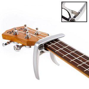 TAKIT-Capodastre-pour-Guitare-Acoustique-et-Electrique-Qualit-professionnelle-Argent-0