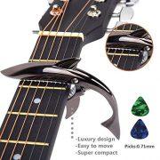 Capodastre-en-forme-de-requin-en-alliage-de-zinc-pour-guitare-acoustique-et-lectrique--6-cordes-bonne-sensation-en-main-ne-fait-pas-vibrer-les-frettes-durable-Noir-0