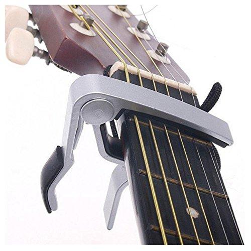 Alliage-daluminium-antirouille-Capodastre-pour-guitares-acoustiques-et-lectriques-Ukull-0